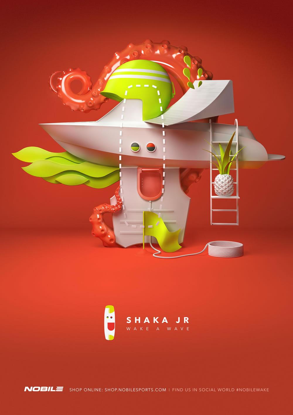 Inspiration - 130 Publicités créatives de Juillet 2017 77