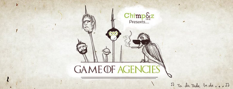 Les postes des personnages de Game of Thrones dans une agence de pub 5