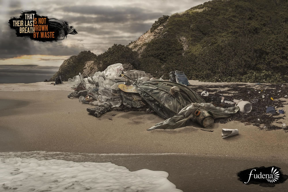 Inspiration - 100 Publicités créatives d'Aout 2017 30