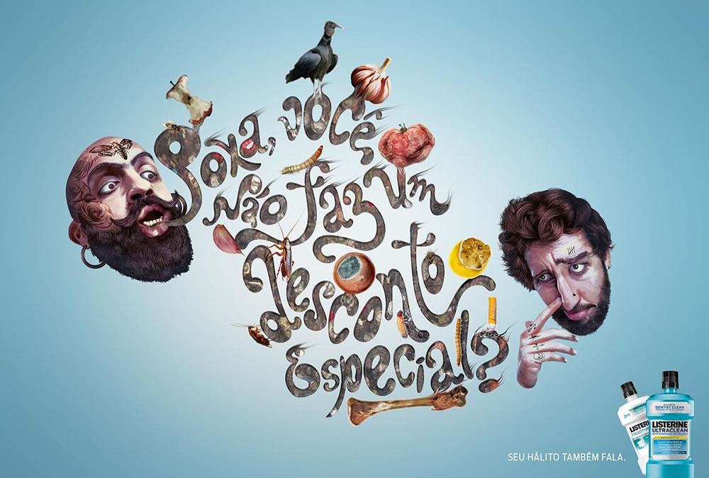 Inspiration - 100 Publicités créatives d'Aout 2017 50