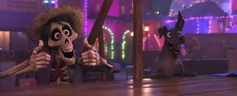 Nouveau film Pixar 2017 - COCO