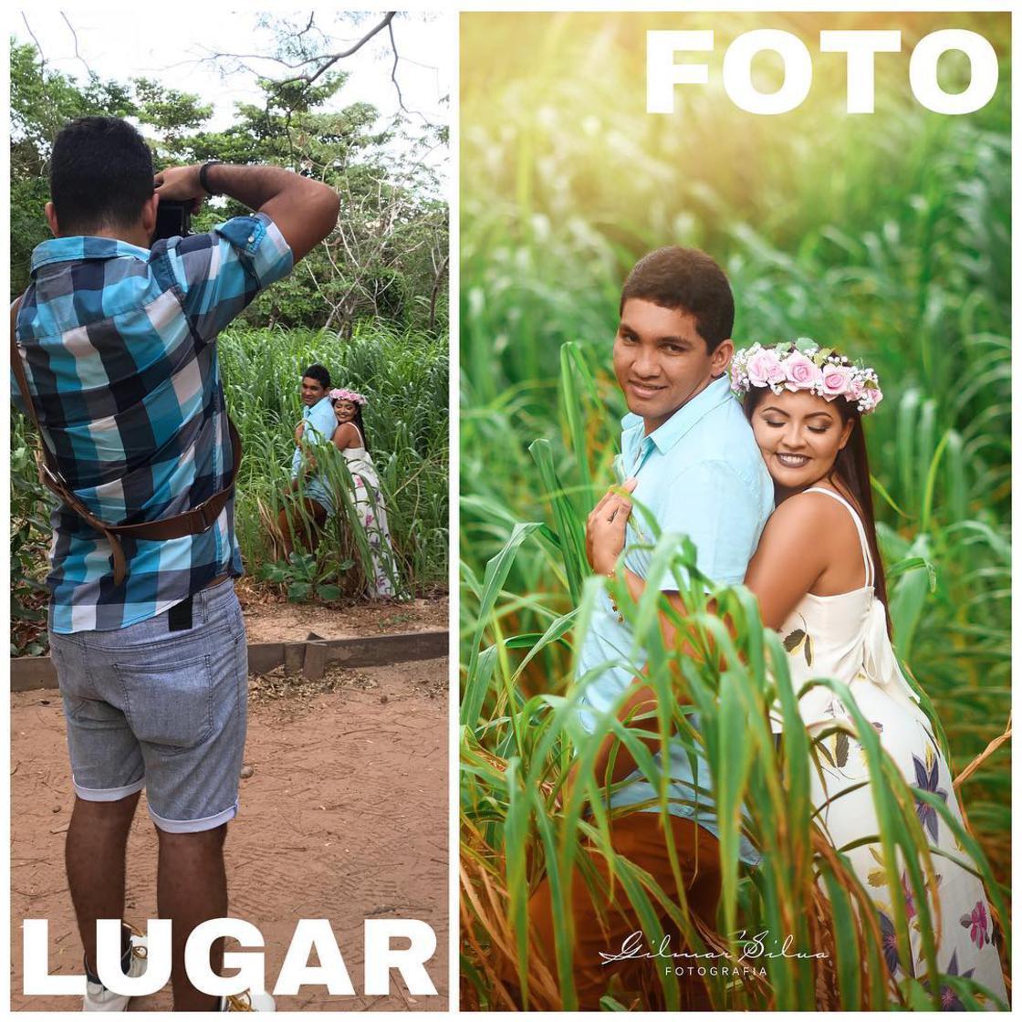 Découvrez les coulisses de photos de grossesses d'un photographe. 17