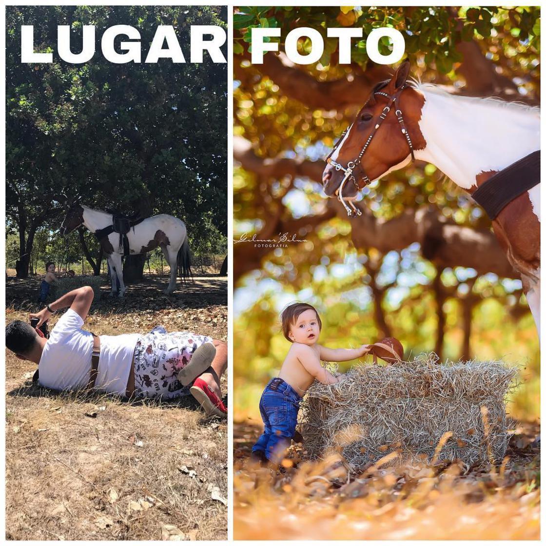 Découvrez les coulisses de photos de grossesses d'un photographe. 18