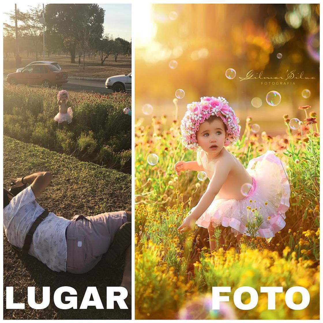 Découvrez les coulisses de photos de grossesses d'un photographe. 5