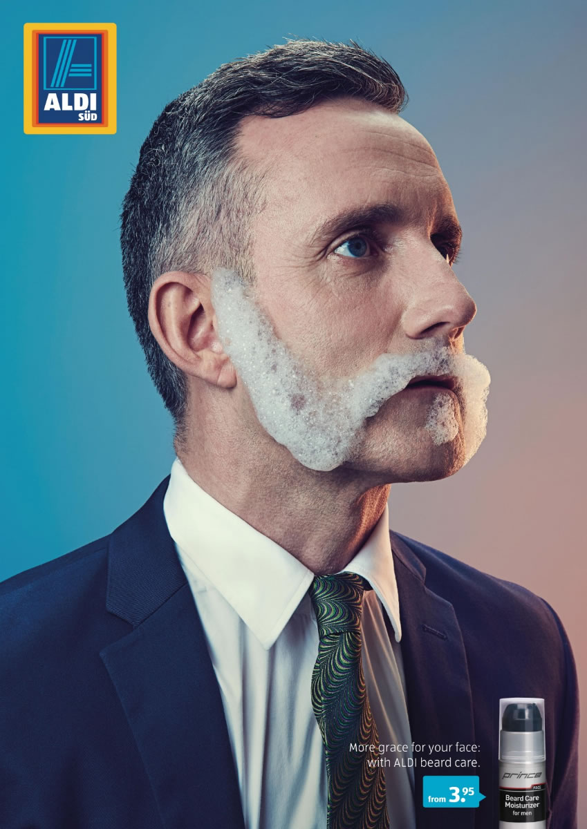 Inspiration - 80 Publicités créatives de Octobre 2017 9