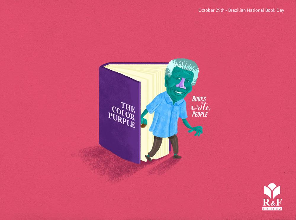 Inspiration - 80 Publicités créatives de Octobre 2017 76