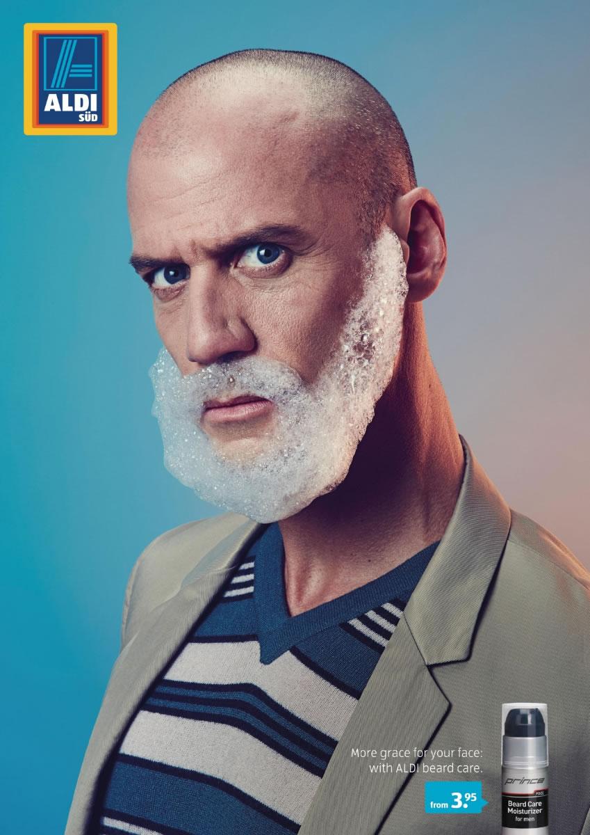 Inspiration - 80 Publicités créatives de Octobre 2017 10