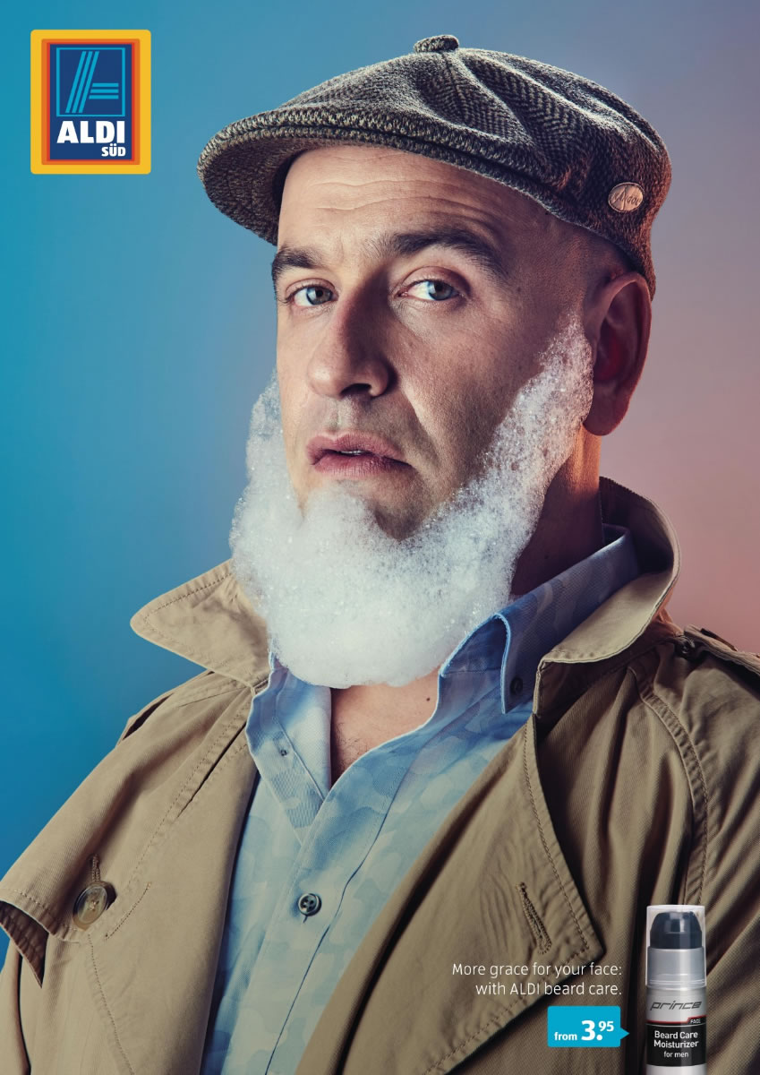 Inspiration - 80 Publicités créatives de Octobre 2017 11