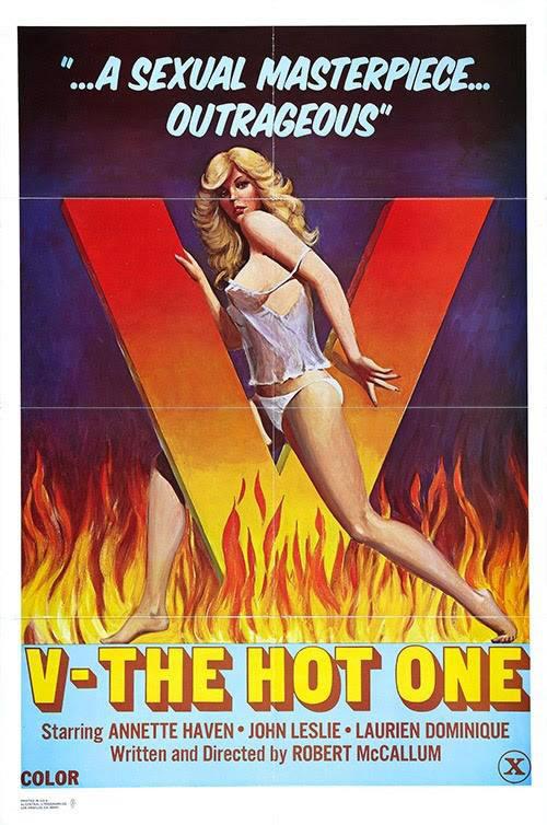 [NSFW] Les affiches typographiques des films Porno des années 70 2