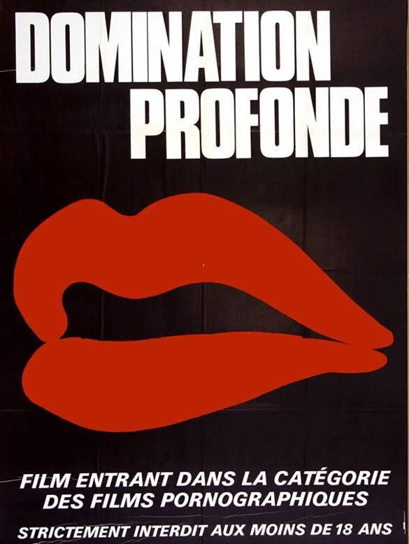 [NSFW] Les affiches typographiques des films Porno des années 70 17