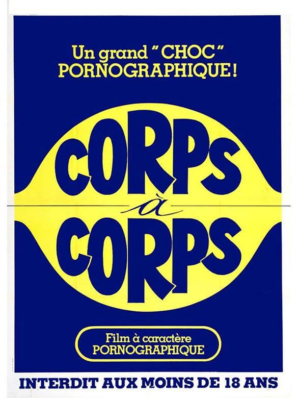 [NSFW] Les affiches typographiques des films Porno des années 70 24