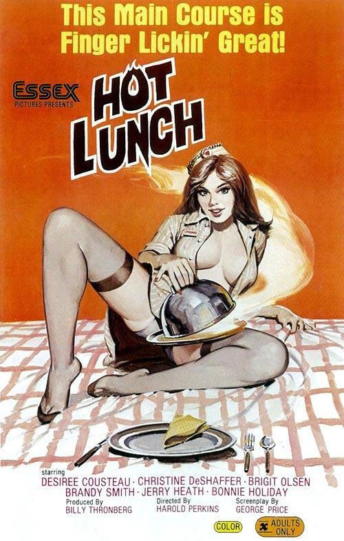[NSFW] Les affiches typographiques des films Porno des années 70 5