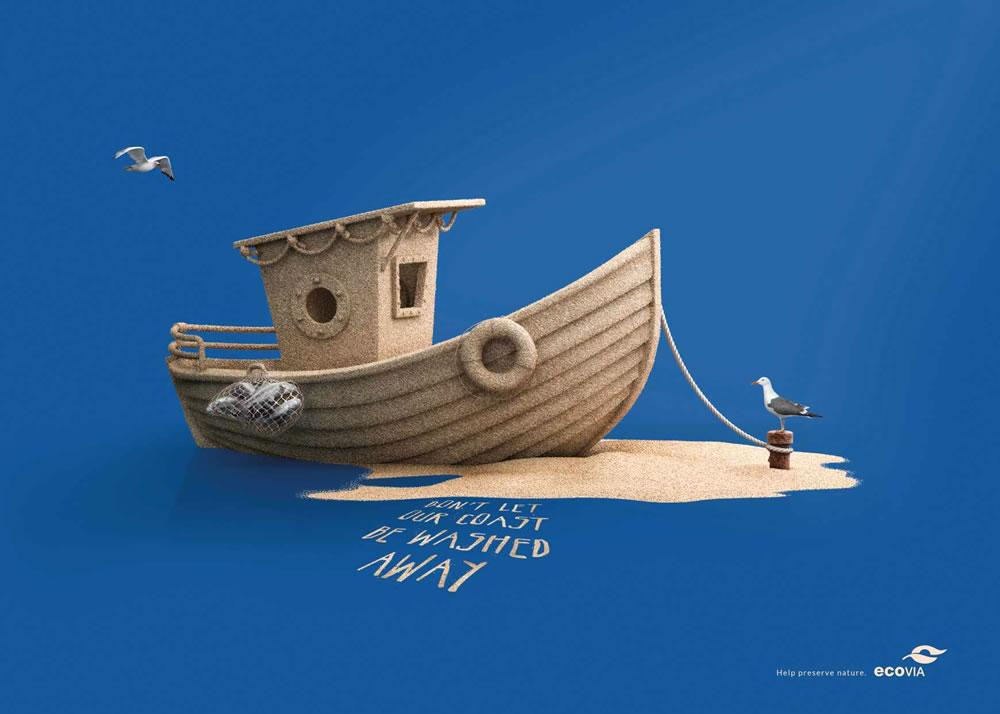Inspiration - 80 Publicités créatives de Novembre 2017 78