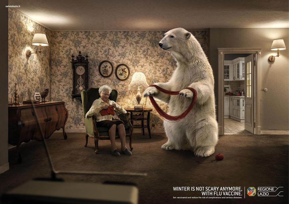 Inspiration - 80 Publicités créatives de Novembre 2017 19