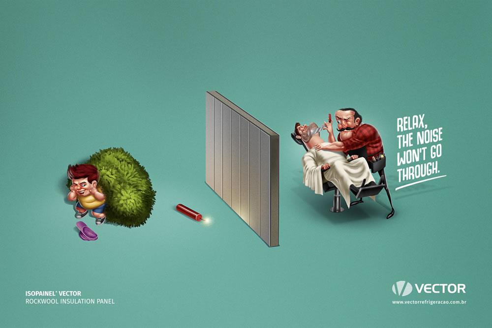 Inspiration - 80 Publicités créatives de Novembre 2017 14