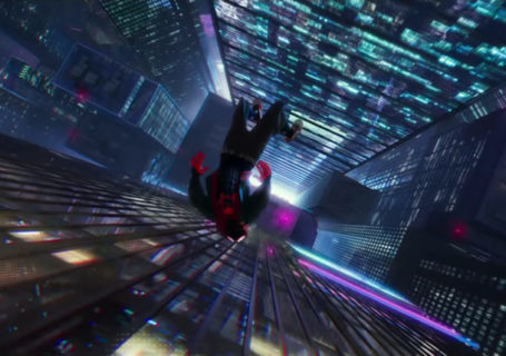 WOW ! Le trailer d'animation Spider Man Into the Spider-verse au style Rétro-Comic 8