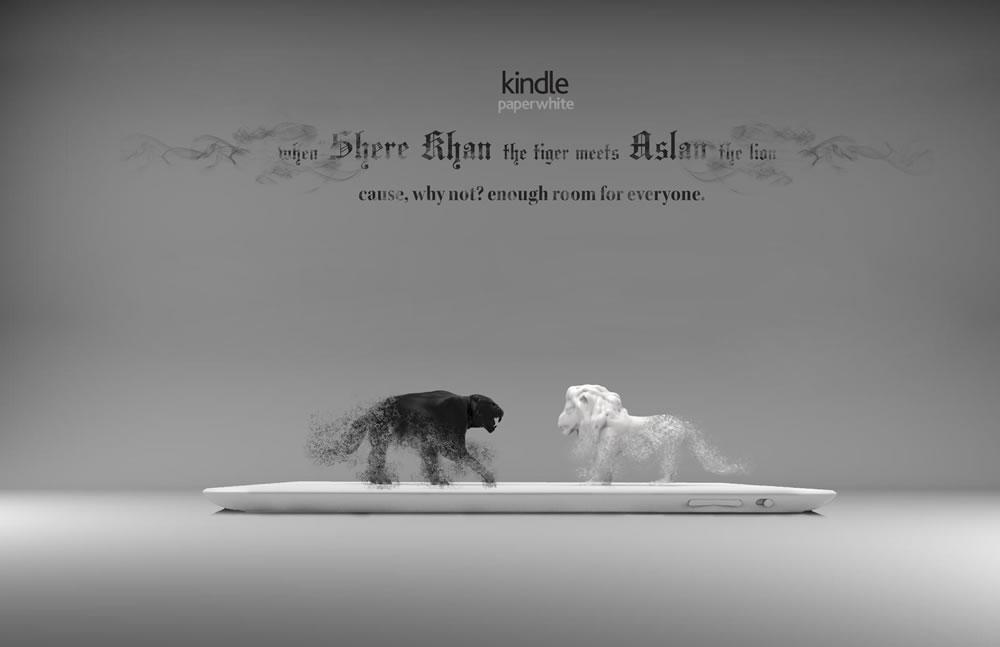 Inspiration - 90 Publicités créatives de Décembre 2017 43