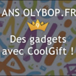 [Concours 9 ans Olybop] Gagnez Porteclé bluetooth, lampe Origami, cryptex etc ! [Terminé]