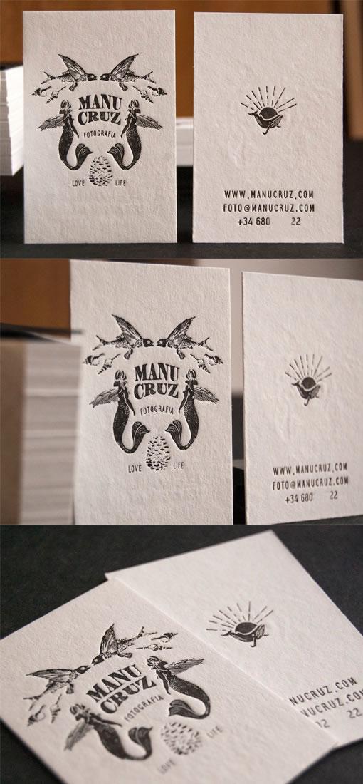 [Inspiration] Des cartes de visite Design et Originales 8