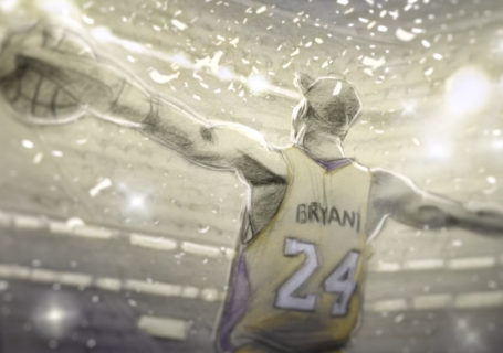 [WOOOW] Ce court métrage en dessin sublime - Dear Basketball 9