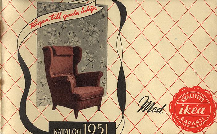 Historique des catalogues IKEA depuis 1955 2
