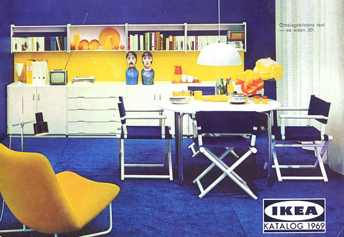 Historique des catalogues IKEA depuis 1955 11