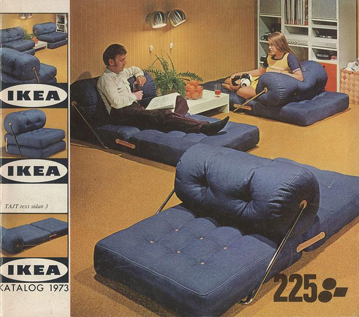 Historique des catalogues IKEA depuis 1955 15
