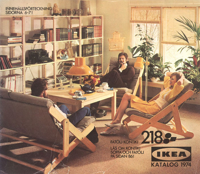 Historique des catalogues IKEA depuis 1955 16