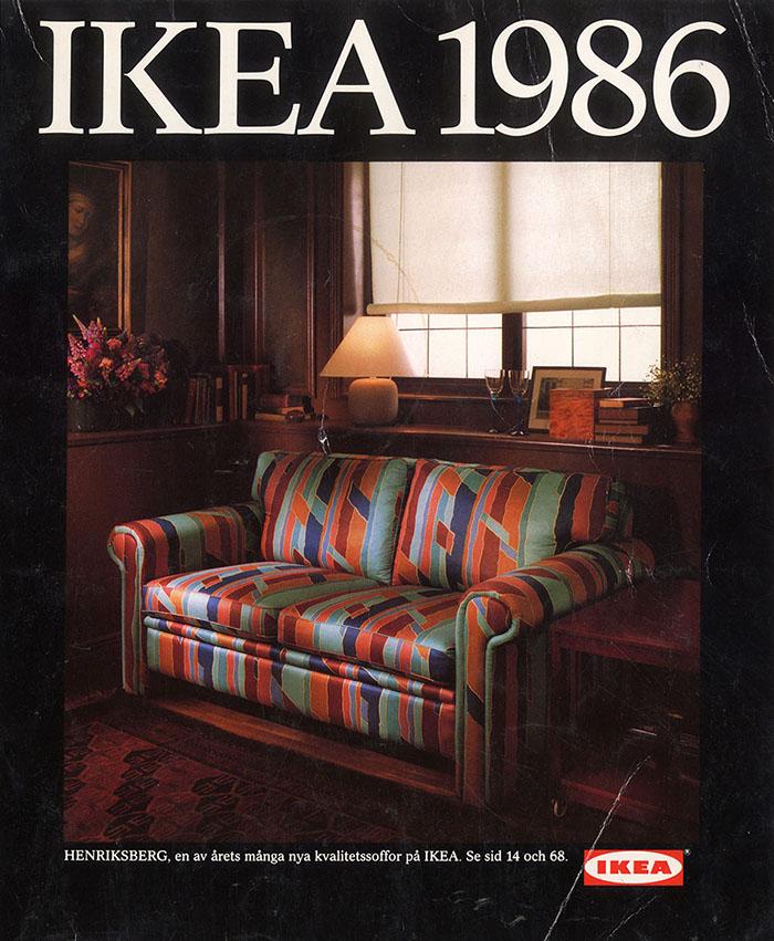 Historique des catalogues IKEA depuis 1955 24