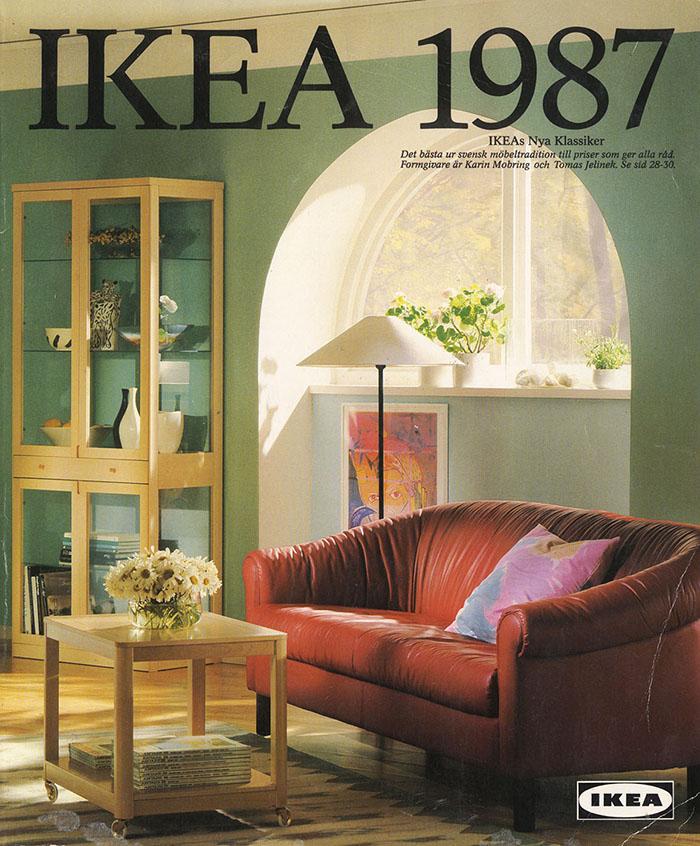 Historique des catalogues IKEA depuis 1955 25