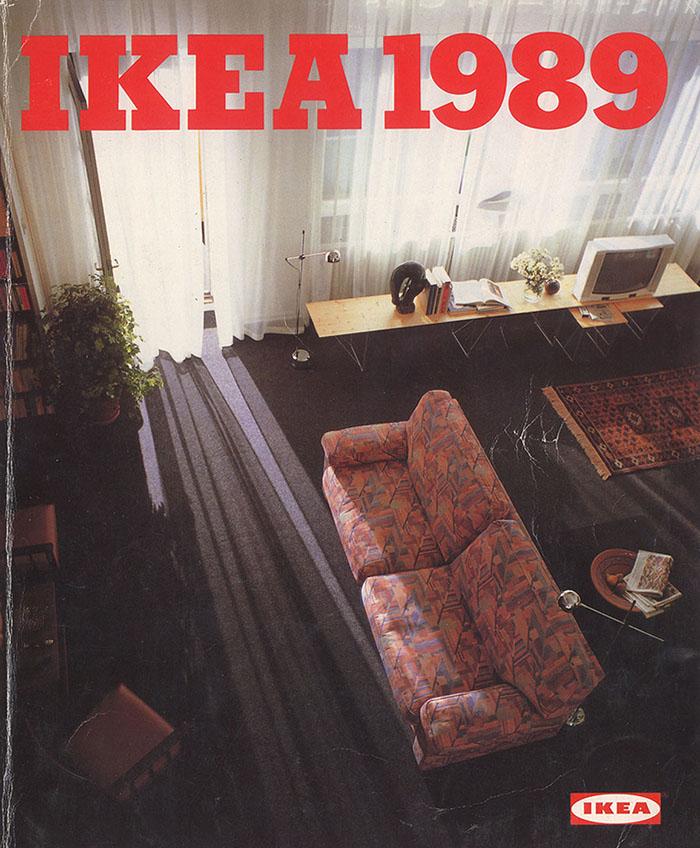 Historique des catalogues IKEA depuis 1955 26
