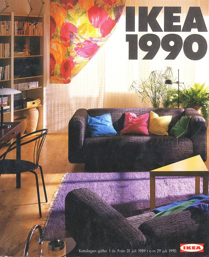 Historique des catalogues IKEA depuis 1955 27