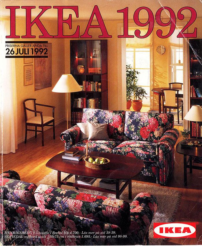 Historique des catalogues IKEA depuis 1955 29