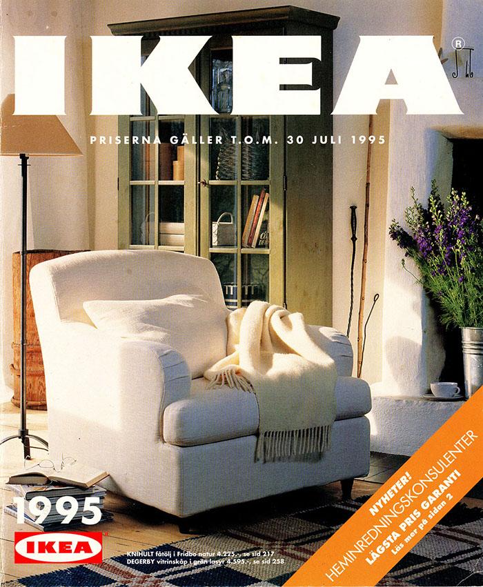 Historique des catalogues IKEA depuis 1955 31