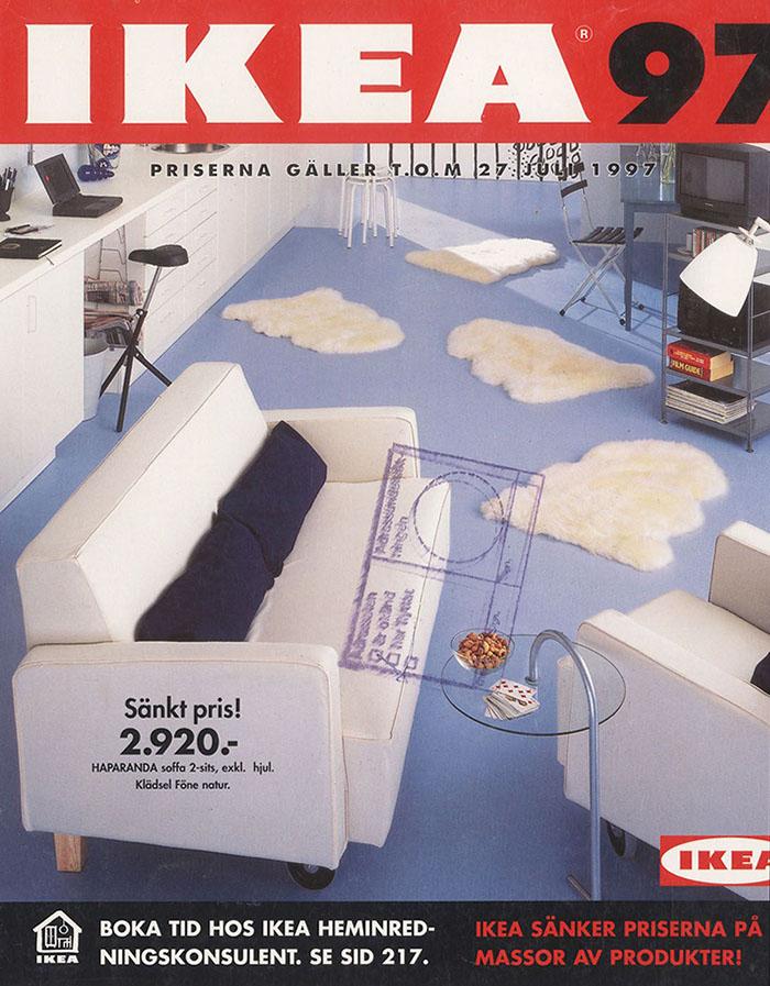 Historique des catalogues IKEA depuis 1955 32