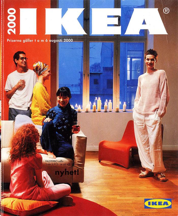 Historique des catalogues IKEA depuis 1955 35