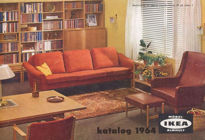 Historique des catalogues IKEA depuis 1955 7