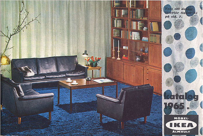 Historique des catalogues IKEA depuis 1955 8