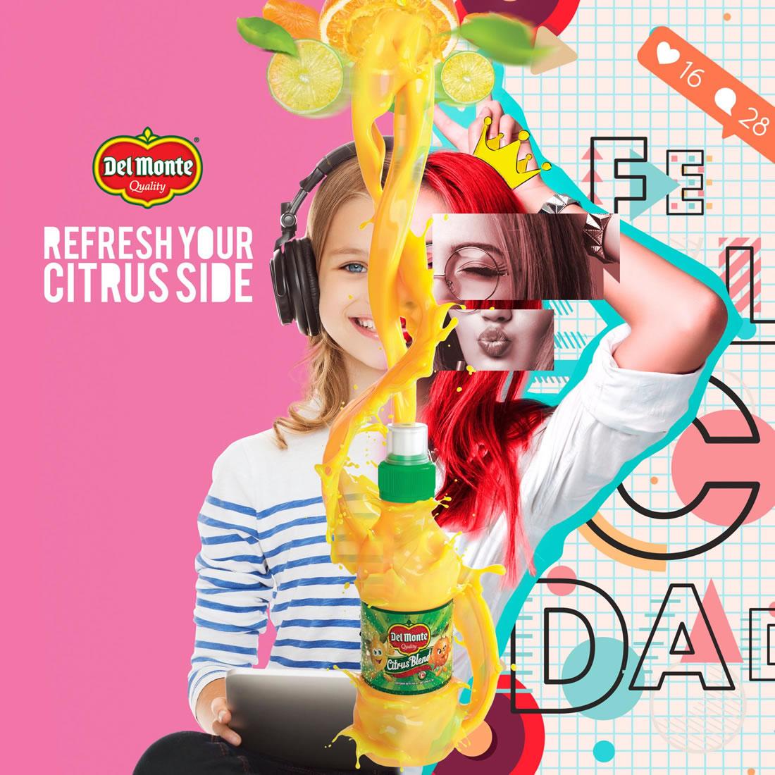 Inspiration - 130 Affiches Publicitaires Graphiques de Mars 2018 104