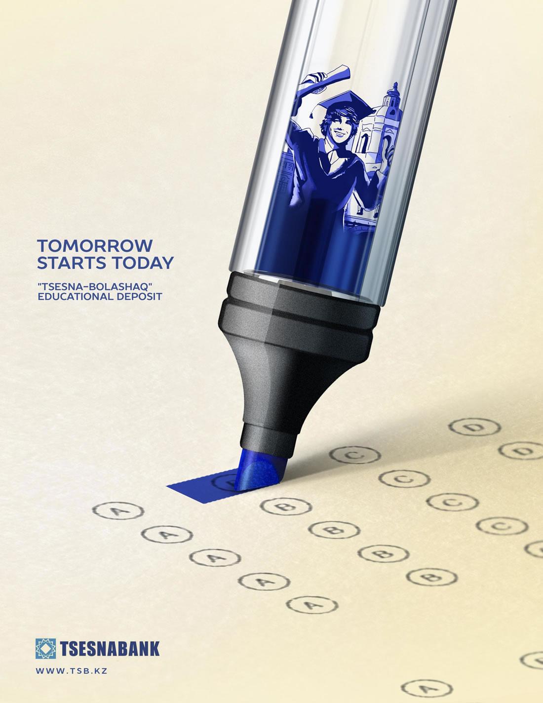 Inspiration - 130 Affiches Publicitaires Graphiques de Mars 2018 114