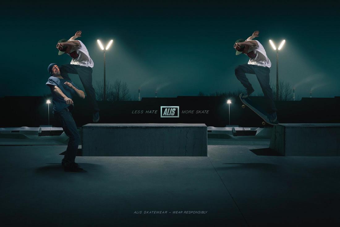 Inspiration - 130 Affiches Publicitaires Graphiques de Mars 2018 32