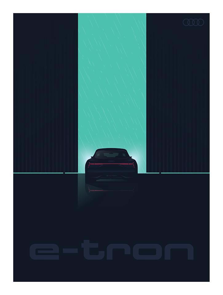 Inspiration - 130 Affiches Publicitaires Graphiques de Mars 2018 43