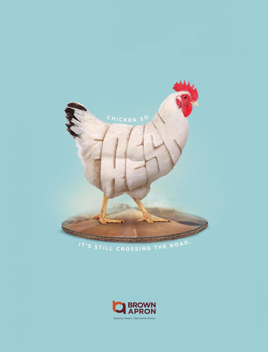 Inspiration - 130 Affiches Publicitaires Graphiques de Mars 2018 46