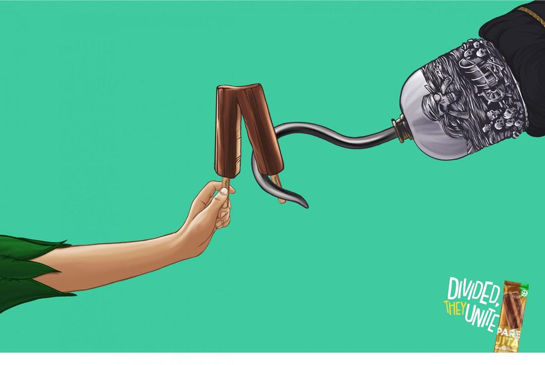 Inspiration - 130 Affiches Publicitaires Graphiques de Mars 2018 76