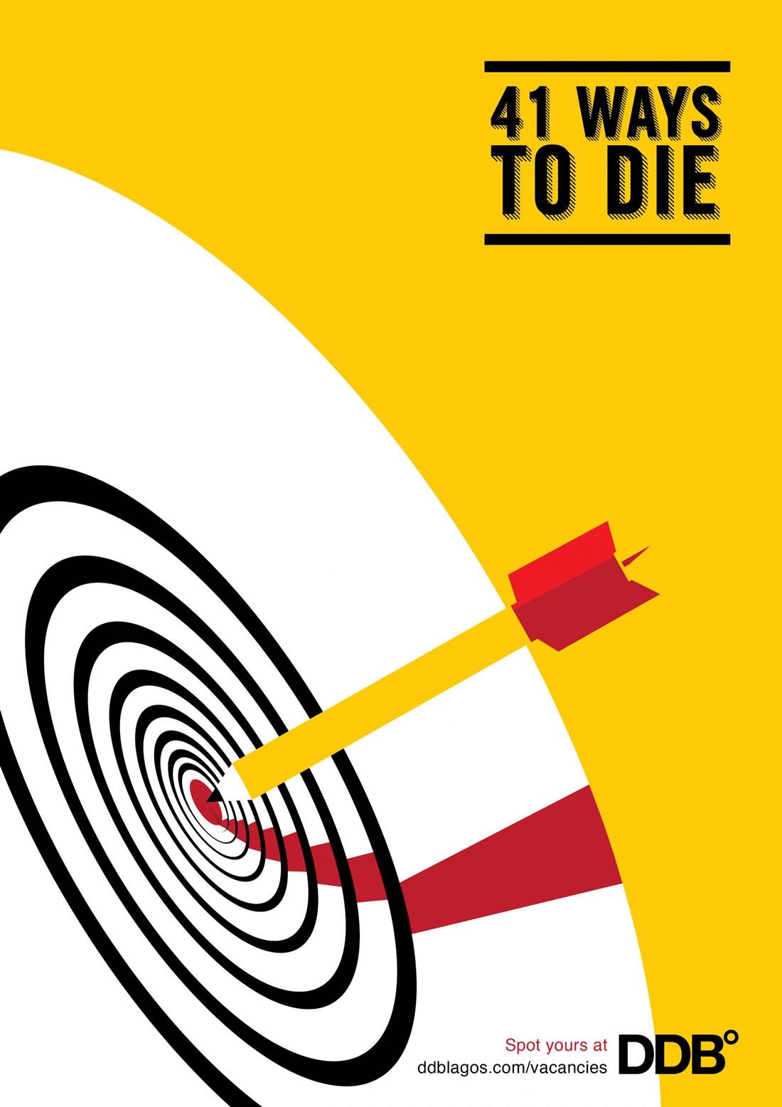 Inspiration - 130 Affiches Publicitaires Graphiques de Mars 2018 94