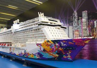 [WORLD RECORD !] Le plus grand bateau en LEGO jamais construit ! 1