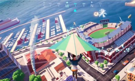 Showreel - Unreal engine et la capacité VFX dans les jeux : Capacity 1