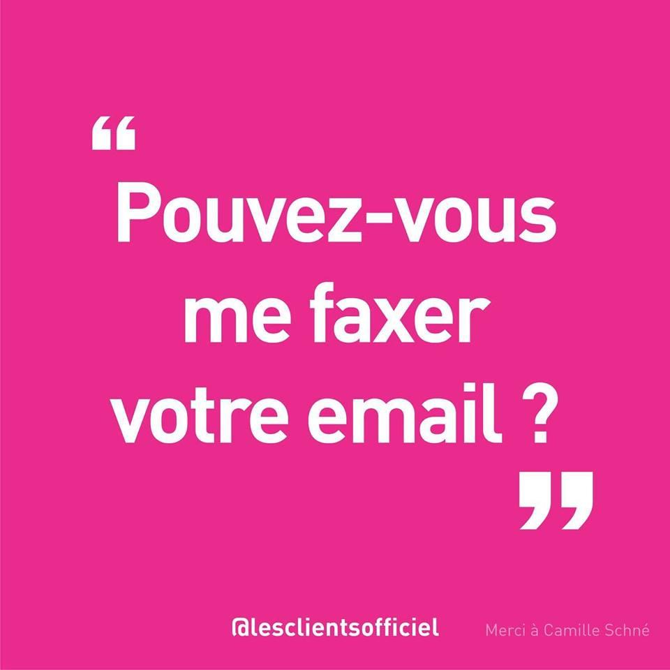 [Blague de Designer] Client VS Agence - Un Flyer format Web Merci (humour noir?) 22