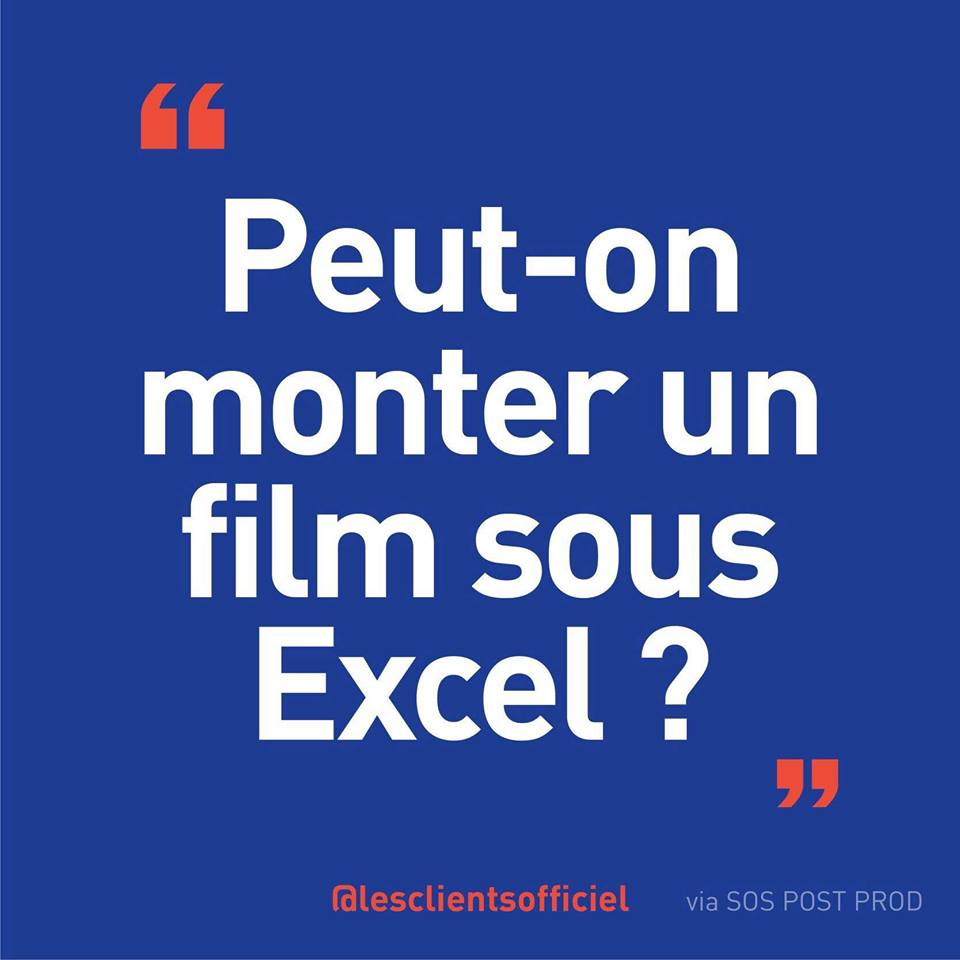 [Blague de Designer] Client VS Agence - Un Flyer format Web Merci (humour noir?) 24