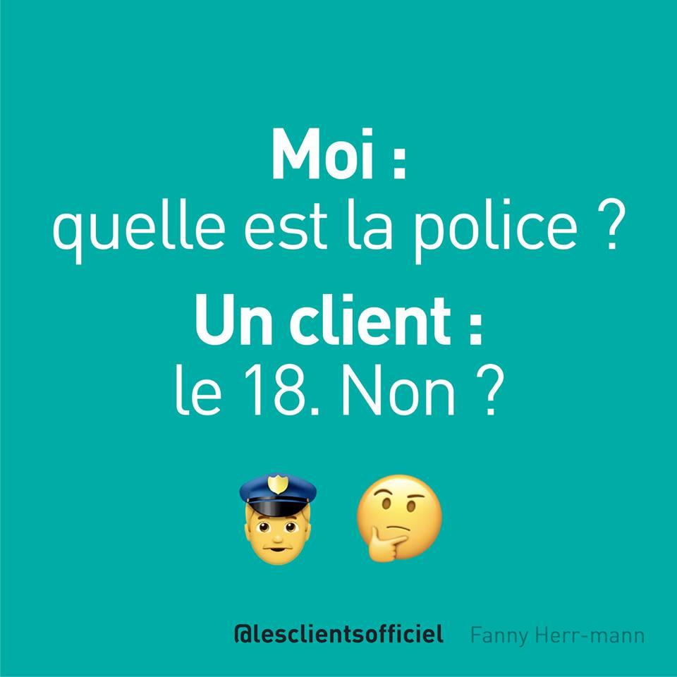 [Blague de Designer] Client VS Agence - Un Flyer format Web Merci (humour noir?) 28